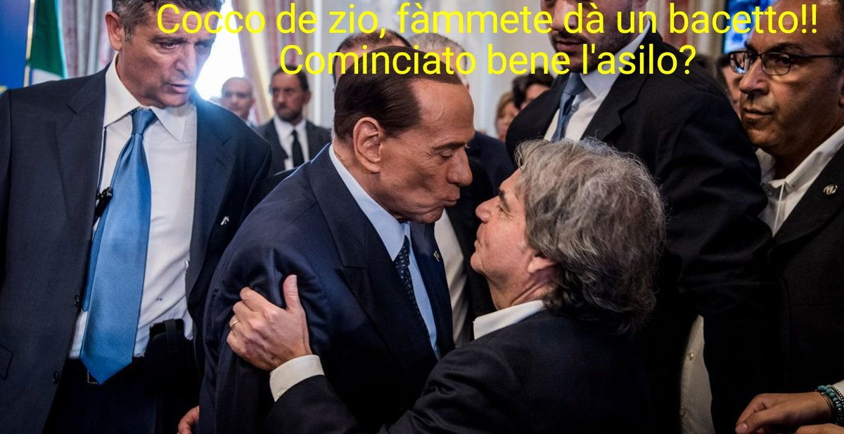 #Berlusconi #ConventionFI #ForzaItalia  #Brunetta https://t.co/DGl6FAjH7R