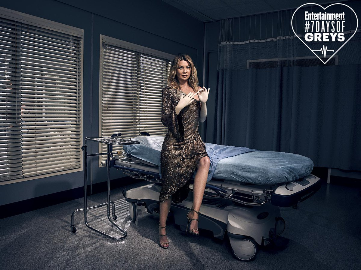 See all the stunning photos from our GreysAnatomy cover shoot: