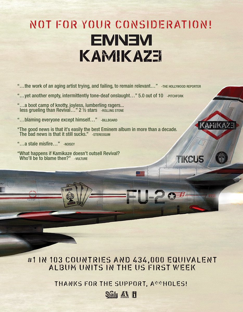 ????#KAMIKAZE https://t.co/JecWxjjIMg