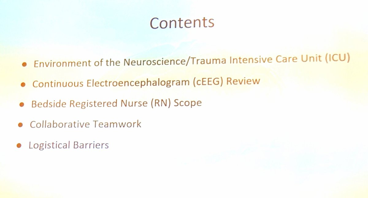 test Twitter Media - What is the optimal role of the bedside nurse in caring for patients on continuous #EEG #cEEG? #KevinCornett #JaniceIm @neurocritical @CritCareMed @ucdavis @UCDavisHealth #Neuro #Nursing #UCNT2018 https://t.co/fKicYsBMuV