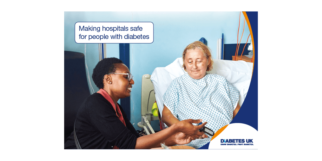 test Twitter Media - Every hospital stay for someone with #diabetes should be safe. At the moment it's not. Today we're launching our 'Making hospitals safe for people with diabetes' report to make sure everyone gets the care they need & deserve in hospital: https://t.co/6VHvdulOkj https://t.co/gYwpO5xHI6
