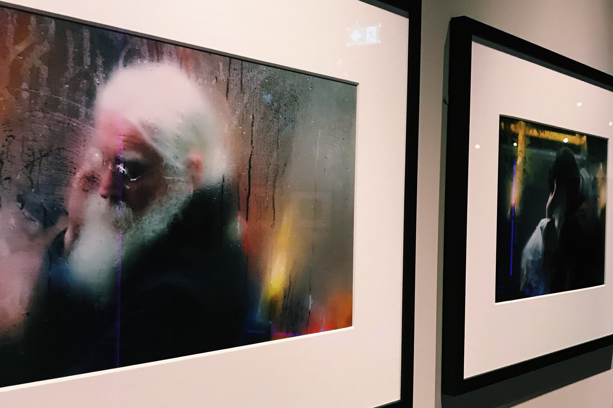 AND was chuffed to see @NickTurpin's On The Night Bus included too - beautiful Saul Leiter-esque painterly stuff. Such a treat! https://t.co/jKYj3oRLN8