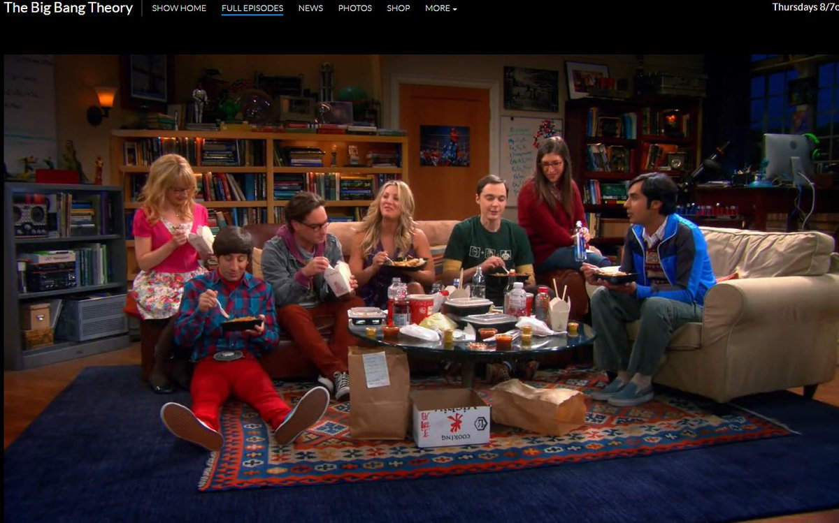 #BigBangTheory final season. This is from the opening credits of each episode. STUART SHOULD BE IN THIS