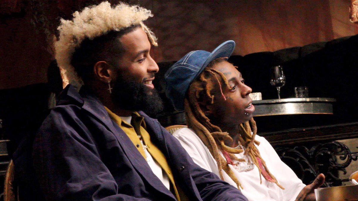 RT @JosinaAnderson: It's today. @LilTunechi and @obj on Sunday NFL Countdown. https://t.co/UNV7cJt8xa