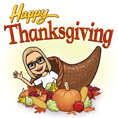 Happy Thanksgiving to my fellow Canadian friends! WGWYKzoxtO