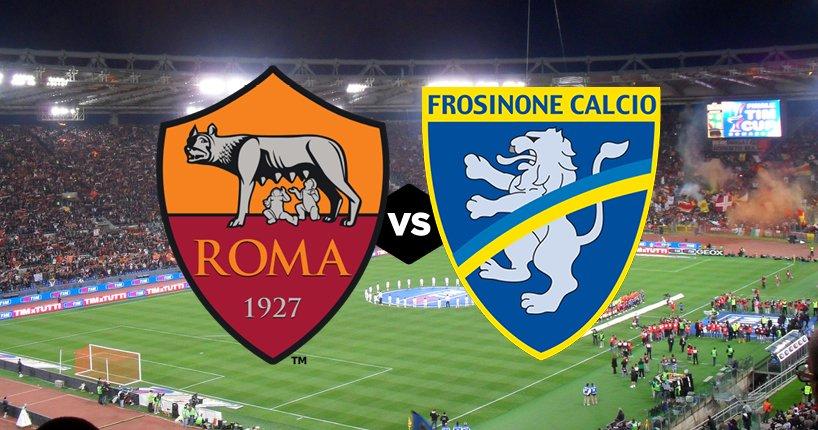 #RomaFrosinone