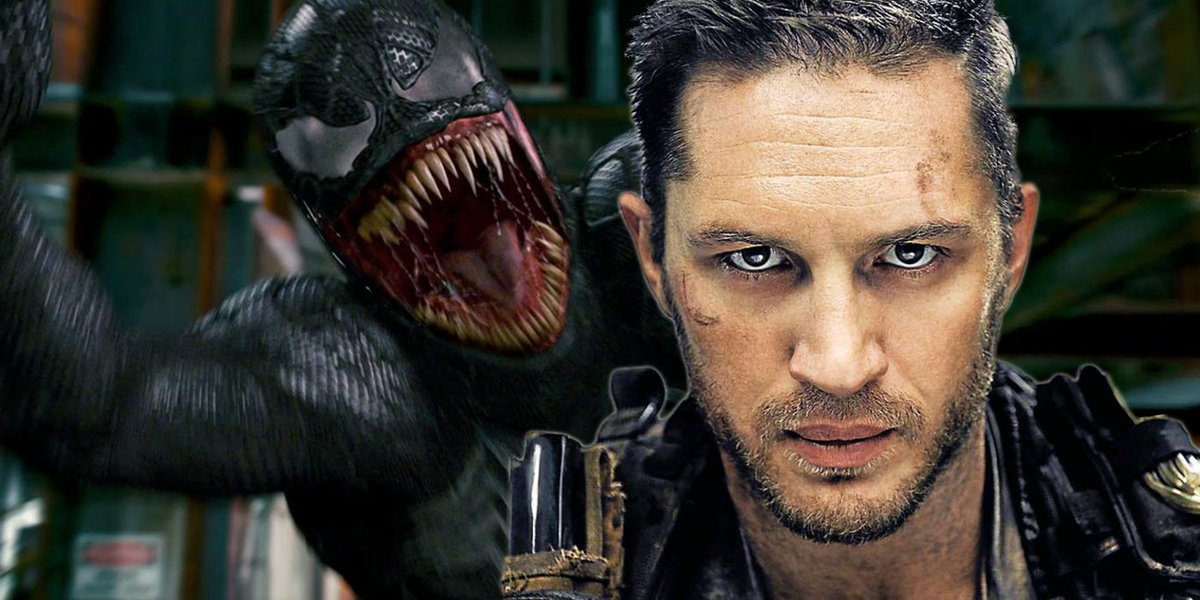 RT @Maclifeofficial: Tom Hardy credits Conor McGregor as the inspiration for 'Venom'   https://t.co/Cpf0wiX9Tl https://t.co/pvyRpWMLAU