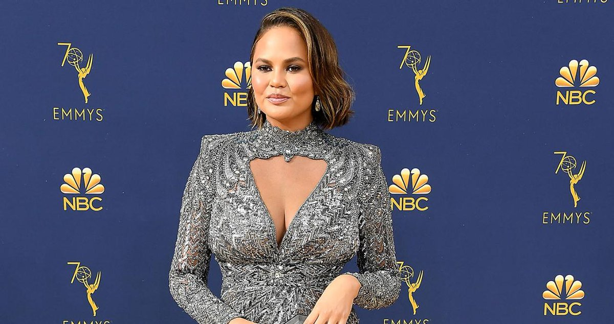 Chrissy Teigen Opens Up About Food, Family and Wanting a 'Ton of Kids'