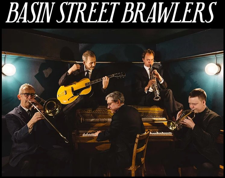 test Twitter Media - LAST CHANCE TO GET TICKETS AT THE ADVANCE PRICE OF £10 A TICKET - CALL 01234 320 022  TONIGHT - BASIN STREET BRAWLERS  London's top young swinging traditional jazz band setting the scene on fire!  £10 in advance £12 on the door  Doors from 6pm, food available, session at 8pm https://t.co/4ZYqzFdyyw