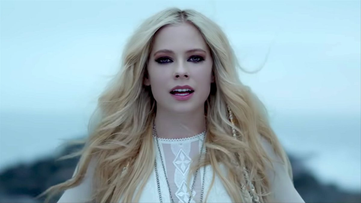Avril Lavigne Rings In Her Birthday With Triumphant 'Head Above Water' Video