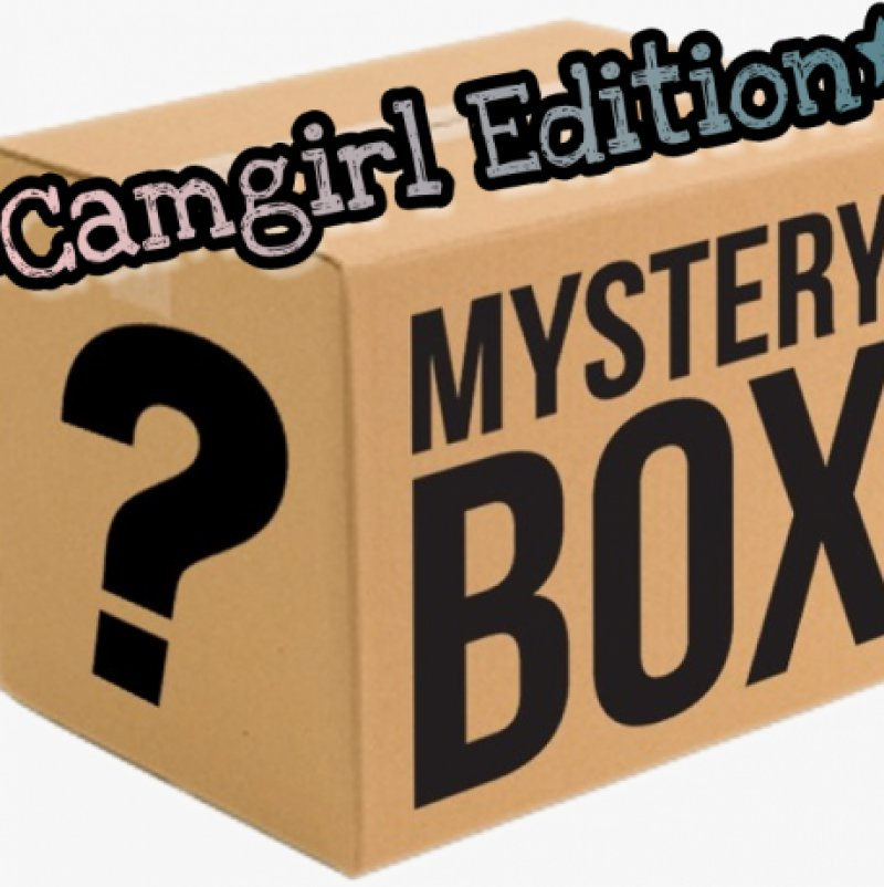 How cool! Just sold MYSTERY BOX Camgirl Edition! You can get yours here c5JsopZt8J #MVSales