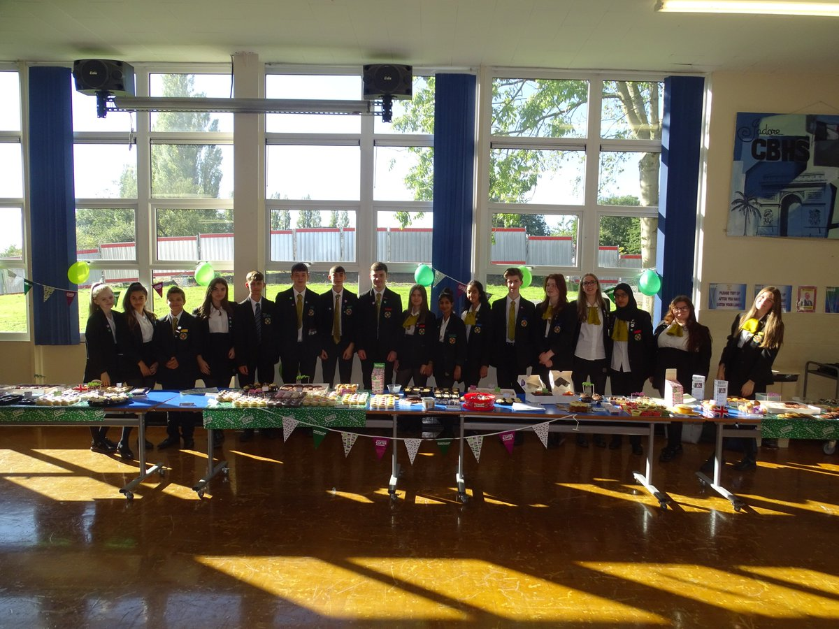 test Twitter Media - Great fundraising event for Macmillan charity.  Well done to all the learners who bought, supplied and made cakes for this worthwhile cause. https://t.co/zb37duGlPG