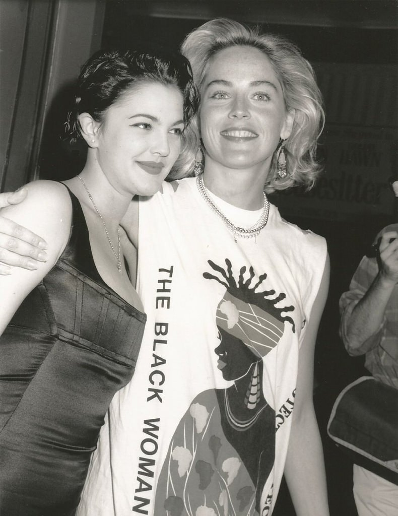 #FlashbackFriday to 1992. Hanging with @DrewBarrymore. https://t.co/MyAhUc5VnD
