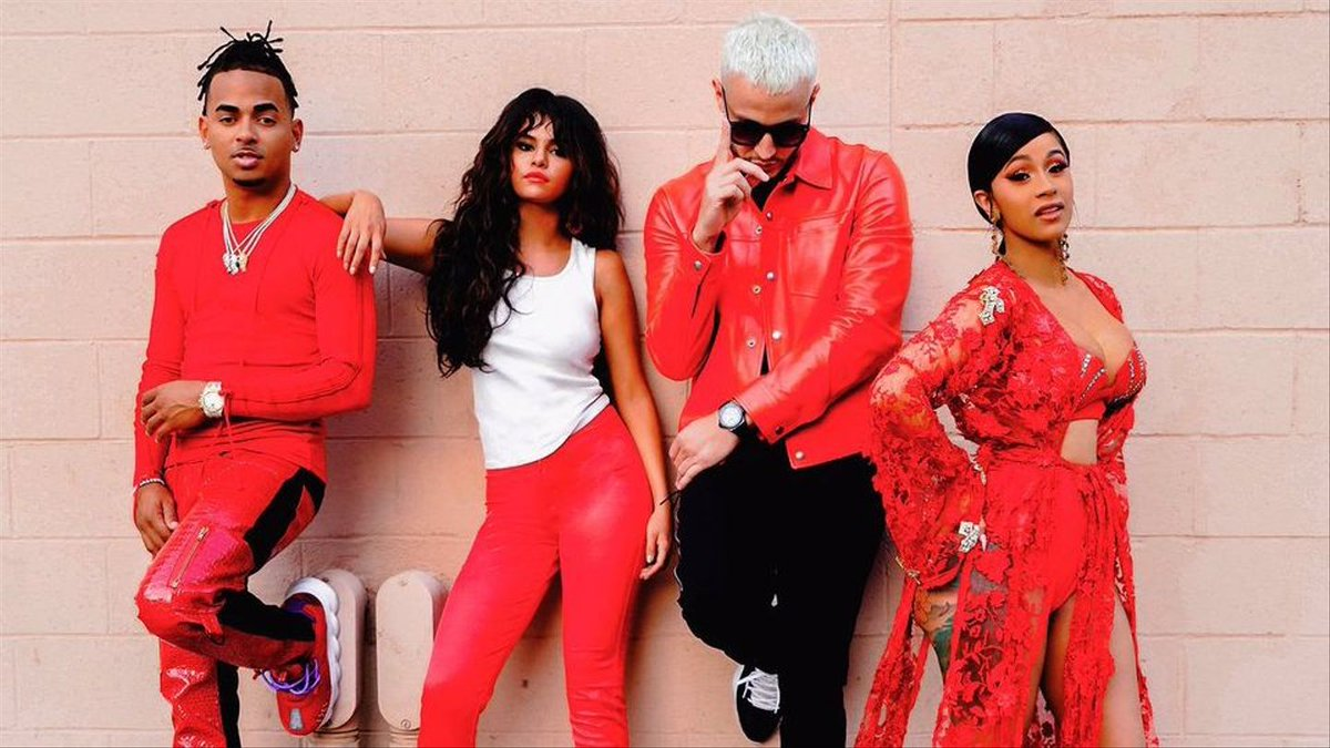Selena Gomez And Cardi B Bring Bilingual Heat To DJ Snake's 'Taki Taki'