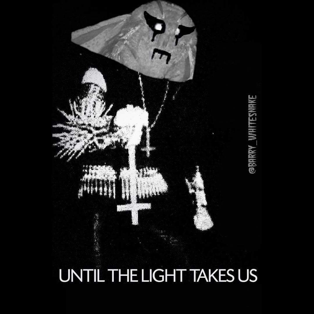 Found the best moth meme #blackmetal SqxeShr1am