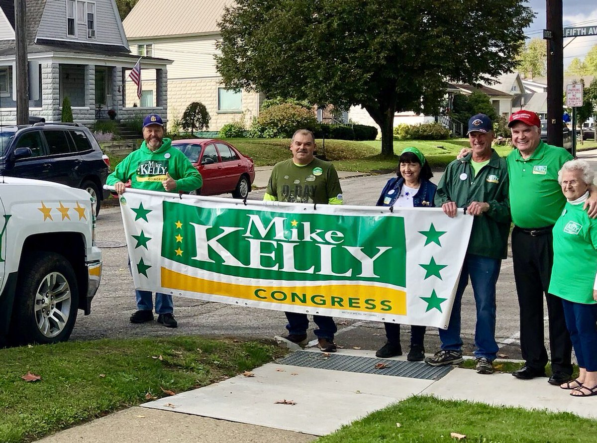 What an amazing day in NW PA! A parade in Union City, wine festival in North East, thanking the Zem Zem Shriners for their work, and the Crawford GOP fall dinner. So many great people!