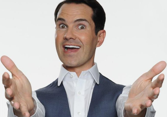 Happy 10th Cererian Birthday Jimmy Carr!  Remessage