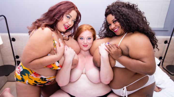 Thank you for buying! BBW Reverse Gangbang Pink Julie Ludus Me O2ISTy9Zeg #MVSales #ManyVids