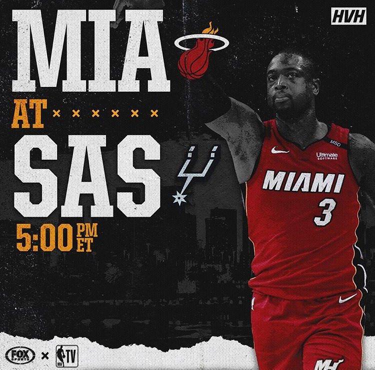 #SundayFunday #MiamiHeat DortodBBRv