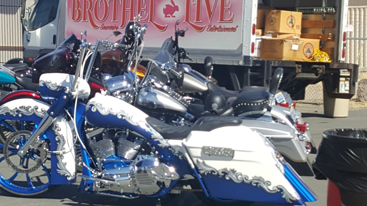 2 pic. So I took some time away from Twitter went to see all the beautiful bikes that rolled into town