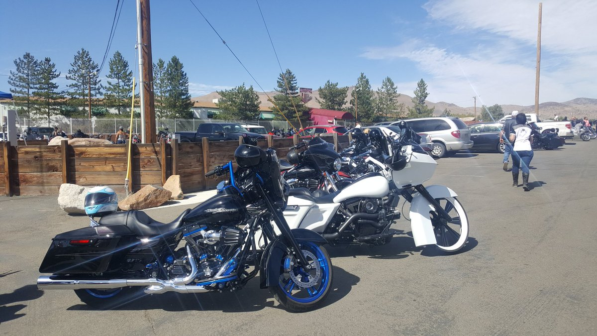 3 pic. So I took some time away from Twitter went to see all the beautiful bikes that rolled into town