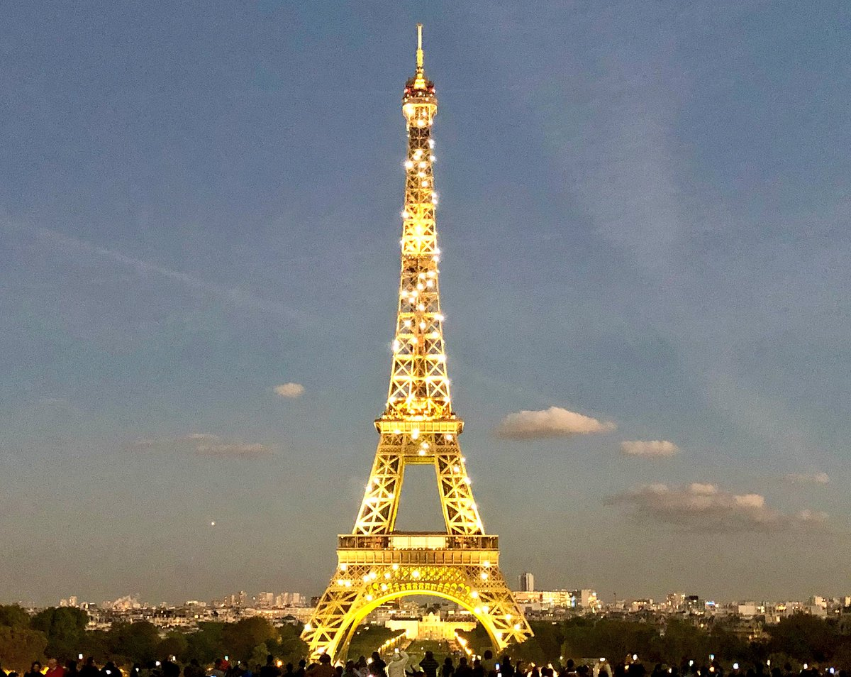test Twitter Media - Good evening #Paris, let's get working @mattpriceITV for #ITVRegions https://t.co/9THLyw8oPq
