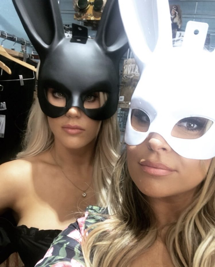 RT @NatbyNature: When @LanaWWE and I get together... crazy things happen. #totaldivas ???? https://t.co/PH4YYqjGMx