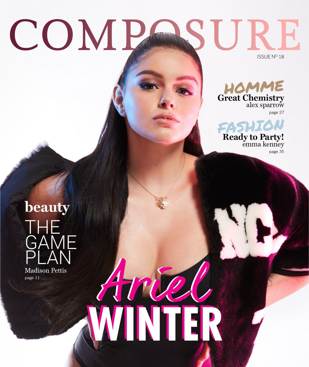 So grateful to be on the cover of @composuremag!!!! Link in bio for the article❤️???? https://t.co/9bkzSFh1Vu