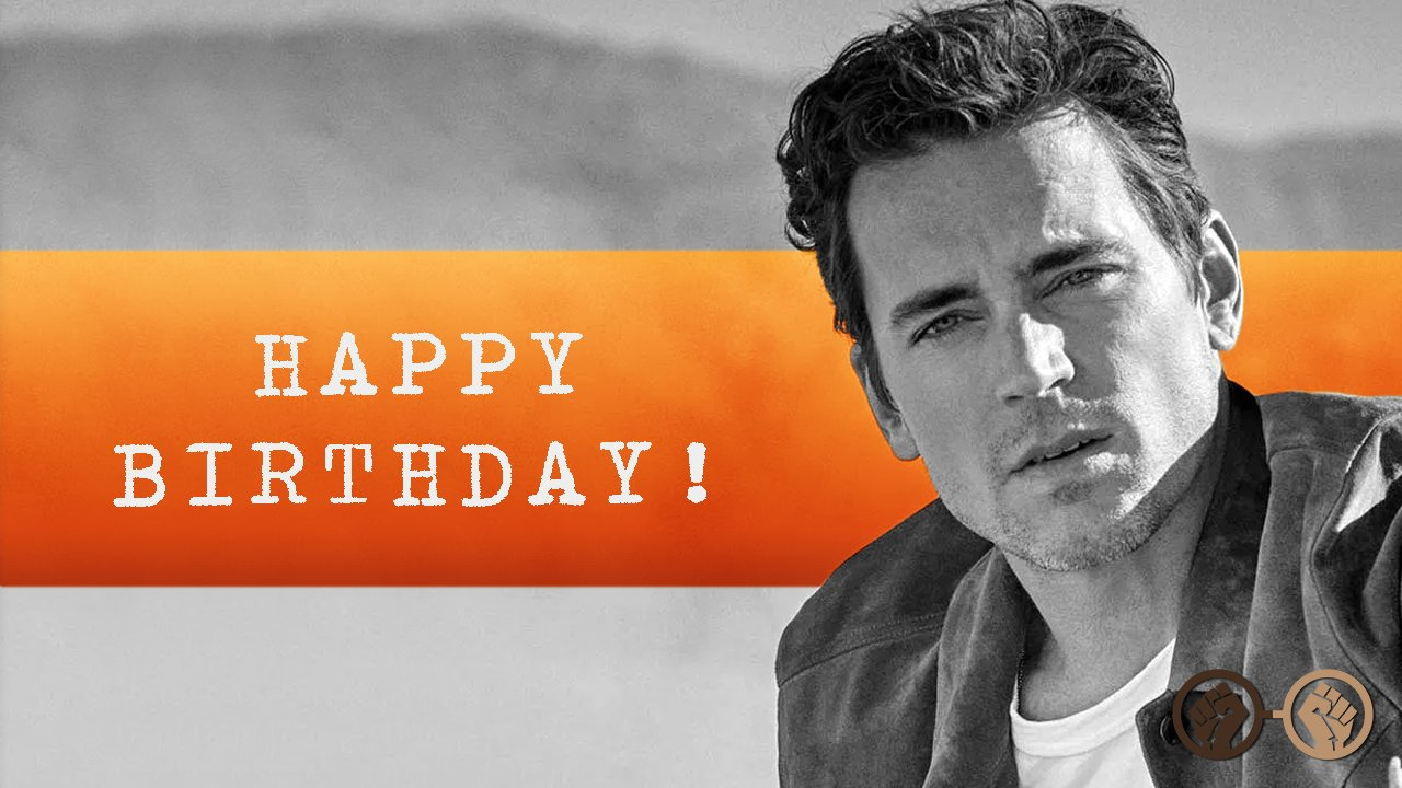 Happy birthday, Matt Bomer! We hope he\s having a good day.