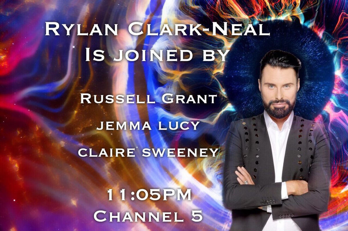 RT @UpdateWithRylan: On tonight's #BBBots @Rylan is joined by  @THERussellGrant, @jem_lucy & @clairesweeney  ???????? https://t.co/Iso6gqinpM