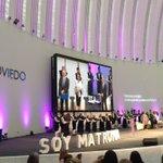 Queda oficialmente inaugurado el II Congreso APROMAP y XVII Congreso FAME #matronas https://t.co/UNIGvo4nbB