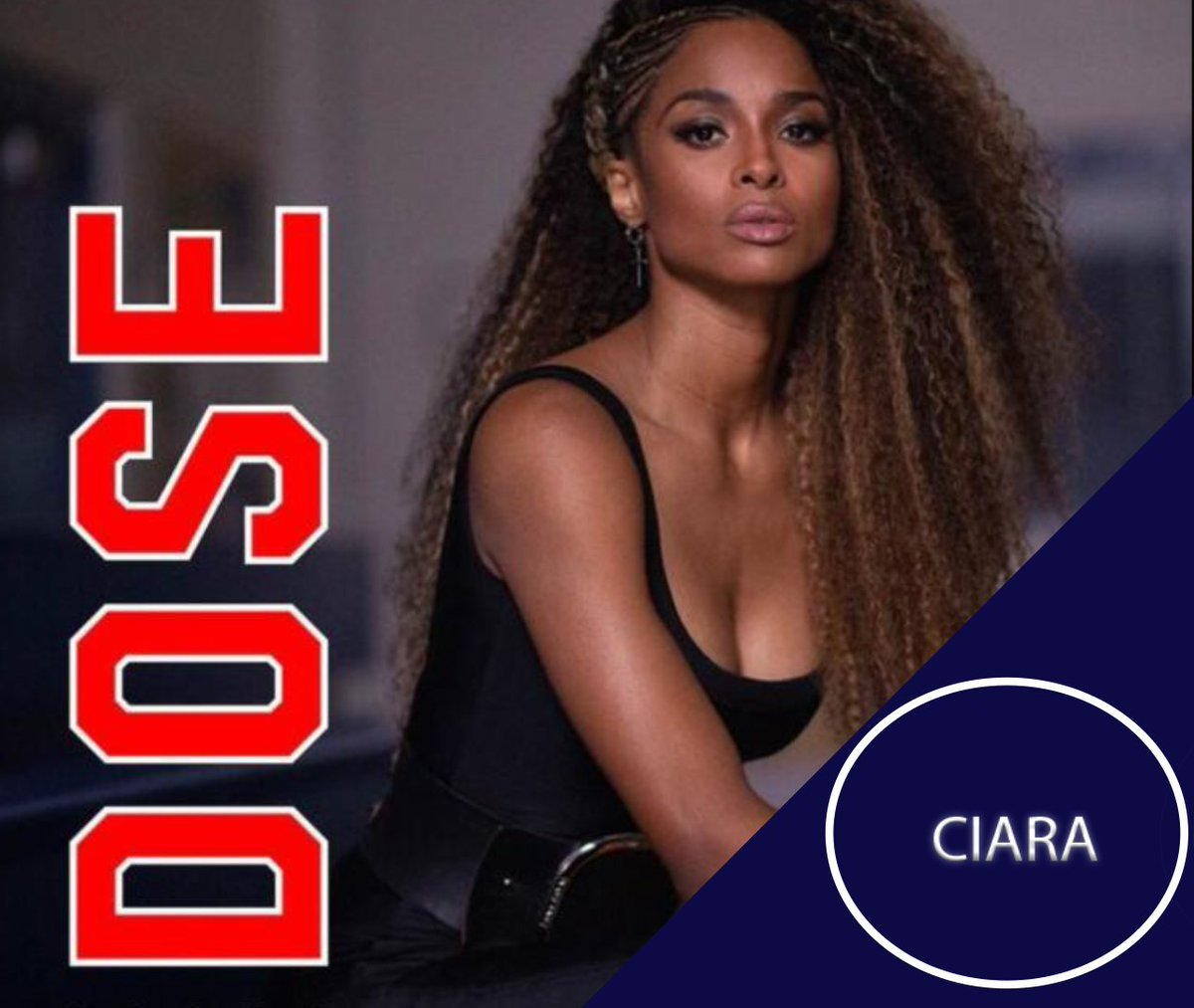 RT @ESPNMusic: get your #Dose of highlights @SportsCenter and check out @ciara all month! https://t.co/1BuQI2j9bw