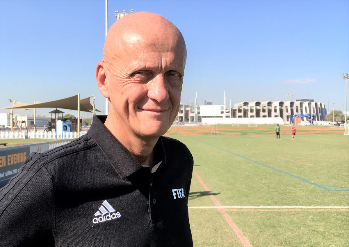 "Pierluigi Collina: ""FIFA is happy to help with the growth of VAR"" - the impression of the former top referee and current chairman of FIFA's Referees Committee about the first FIFA VAR Instructor course https://t.co/JOV39bM2bO   #FootballTechnology"