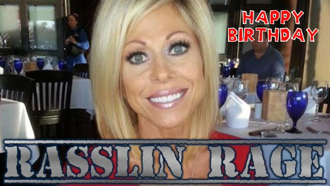 Happy Birthday to Terri Runnels!