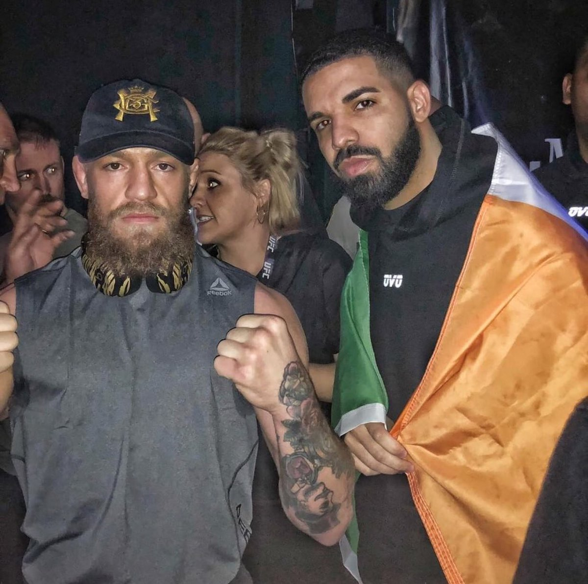 The 6 God and The 12 animal! https://t.co/S1KfNlwam3