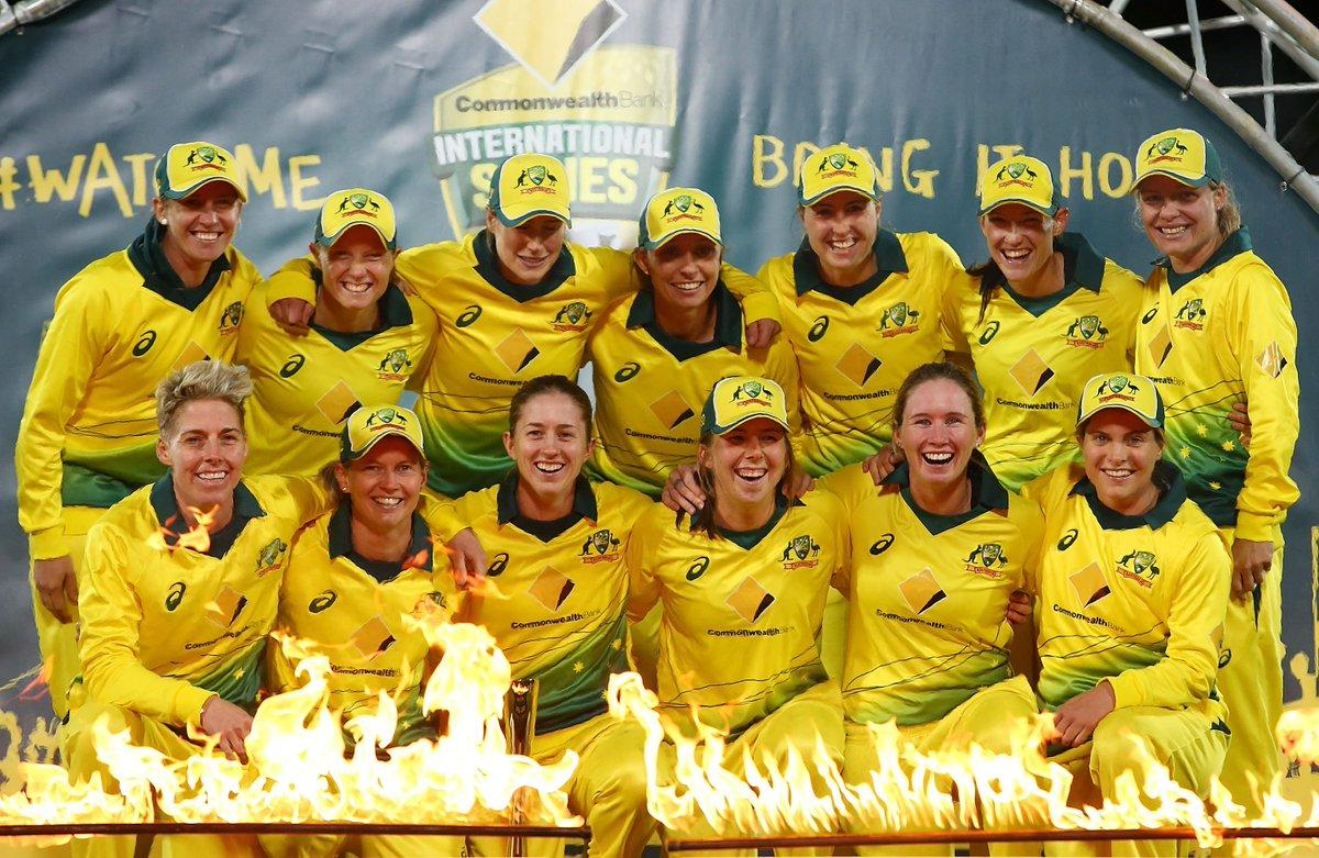 ICYMI: Australia swept the three-match T20I series against New Zealand  https://t.co/VjUjDaA5jE #AUSvNZ https://t.co/ChmEHoHBqq