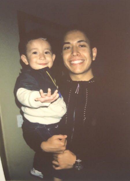 Happy 2nd Birthday to my big boy, daddy loves you