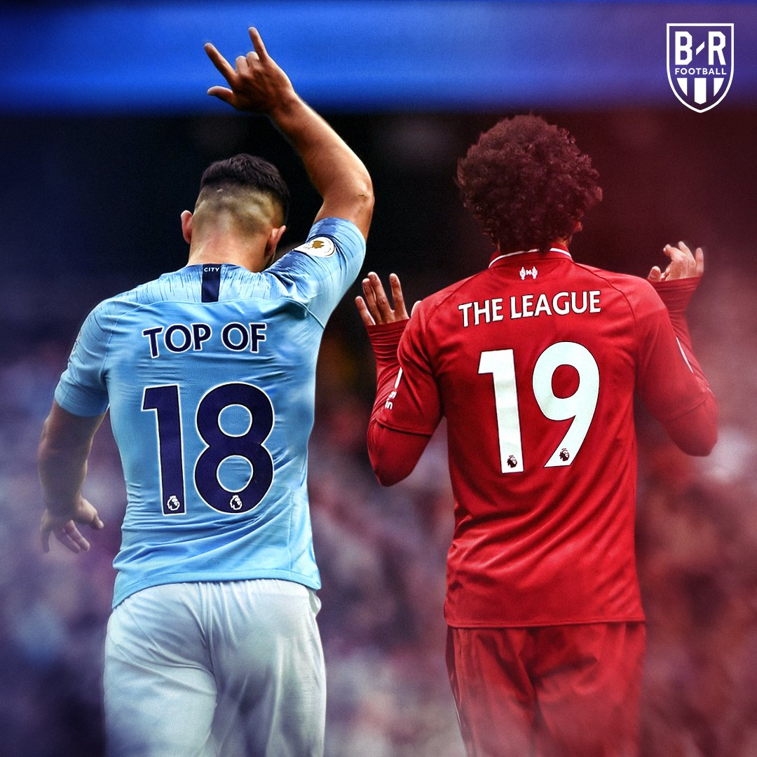 RT @brfootball: Manchester City—23 Liverpool—23   This is going to be fun 🔝 https://t.co/VMGT7of4uq