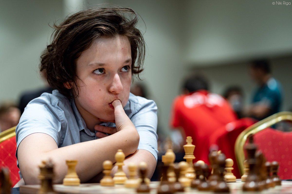 test Twitter Media - RT @riga_niki: I think I found my favorite player at #WYCC2018 ! @chessingreece https://t.co/f8jEkJ4BKx
