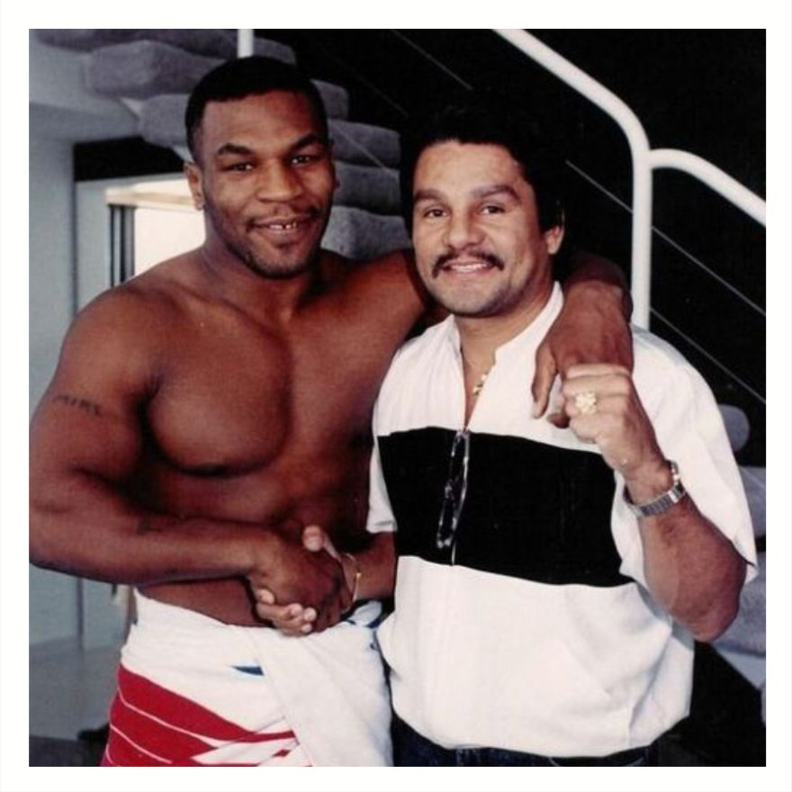 Who can guess who this is? #tbt #miketyson https://t.co/UJJHn5L7yQ