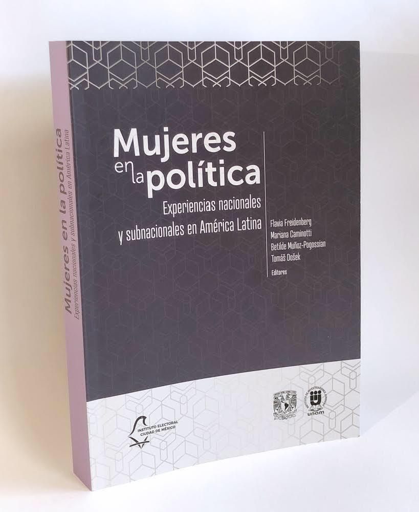 Resultado de imagen para Mujeres en la política. Experiencias nacionales y subnacionales en América Latina
