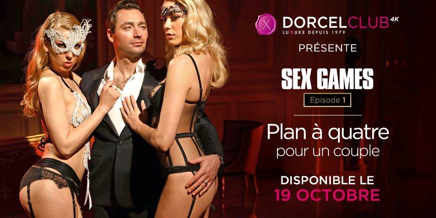 Le bal masqué ouvre ses portes dans 5 minutes au #DorcelClub  9MNCja3qZV A