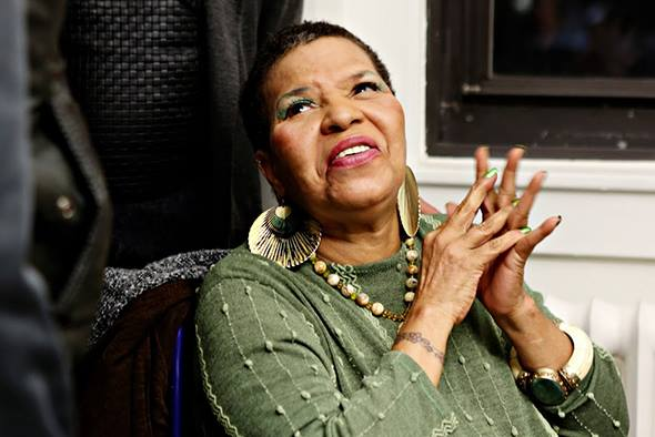 Happy birthday, Ntozake Shange! 70, today!