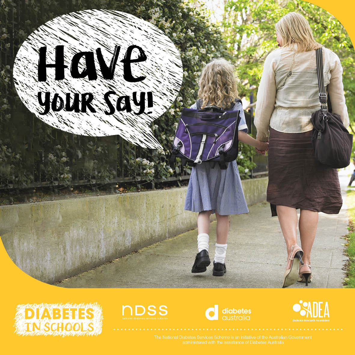 test Twitter Media - Live in #SouthAustralia & want to have your say about #diabetes management in schools? Next week we're running a series of workshops for parents & school staff. Register here: https://t.co/qGX7NAYGZ7. Can't make a workshop? Take a 15 min survey on same link above #Adelaide #type1 https://t.co/JeRmS4O7fL