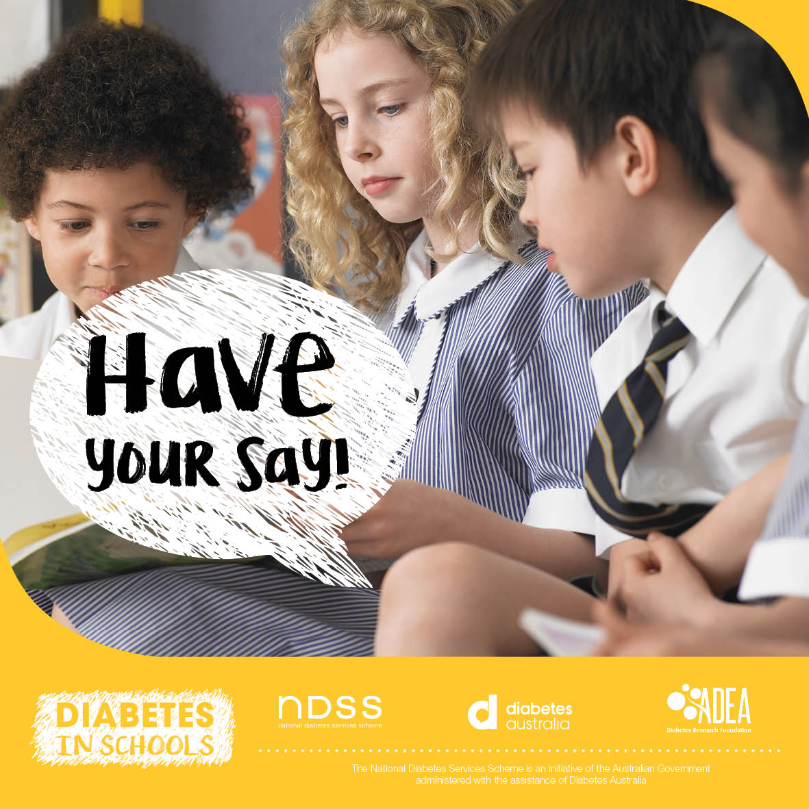test Twitter Media - Live in #Victoria & want to have your say about #diabetesmanagement in schools? Next week we're running a series of workshops for parents & school staff. Register here: https://t.co/qGX7NAYGZ7 Can't make a workshop? Take a 15 min survey on same link above #Melbourne #type1 https://t.co/mKEQjsctLq