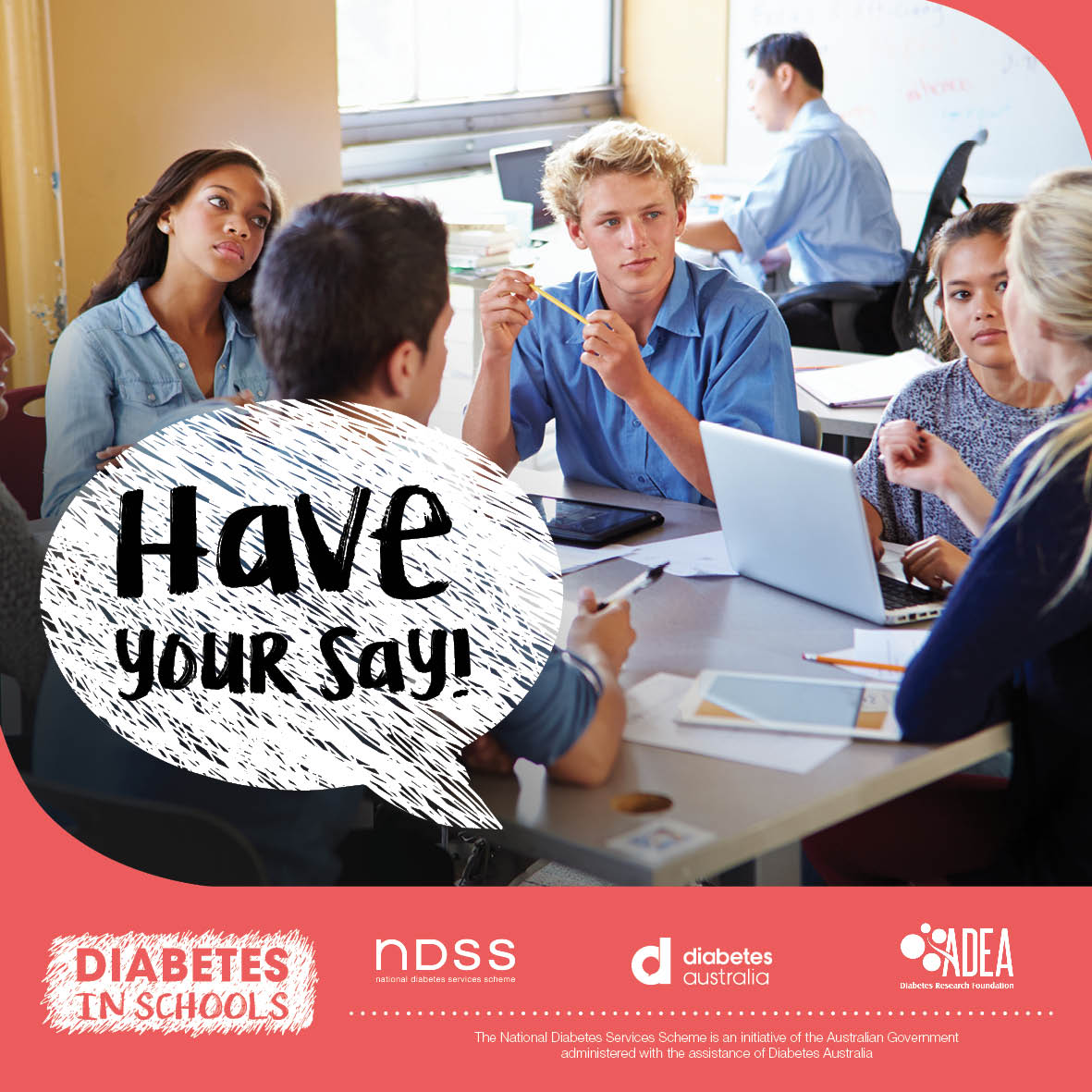 test Twitter Media - Live in #NorthernTerritory & want to have your say about #diabetesmanagement in schools? Next week we're running a series of workshops for parents & school staff. Register here: https://t.co/qGX7NAYGZ7 Can't make a workshop? Take a 15 min survey on same link above #Darwin #type1 https://t.co/lmgumc0ODo