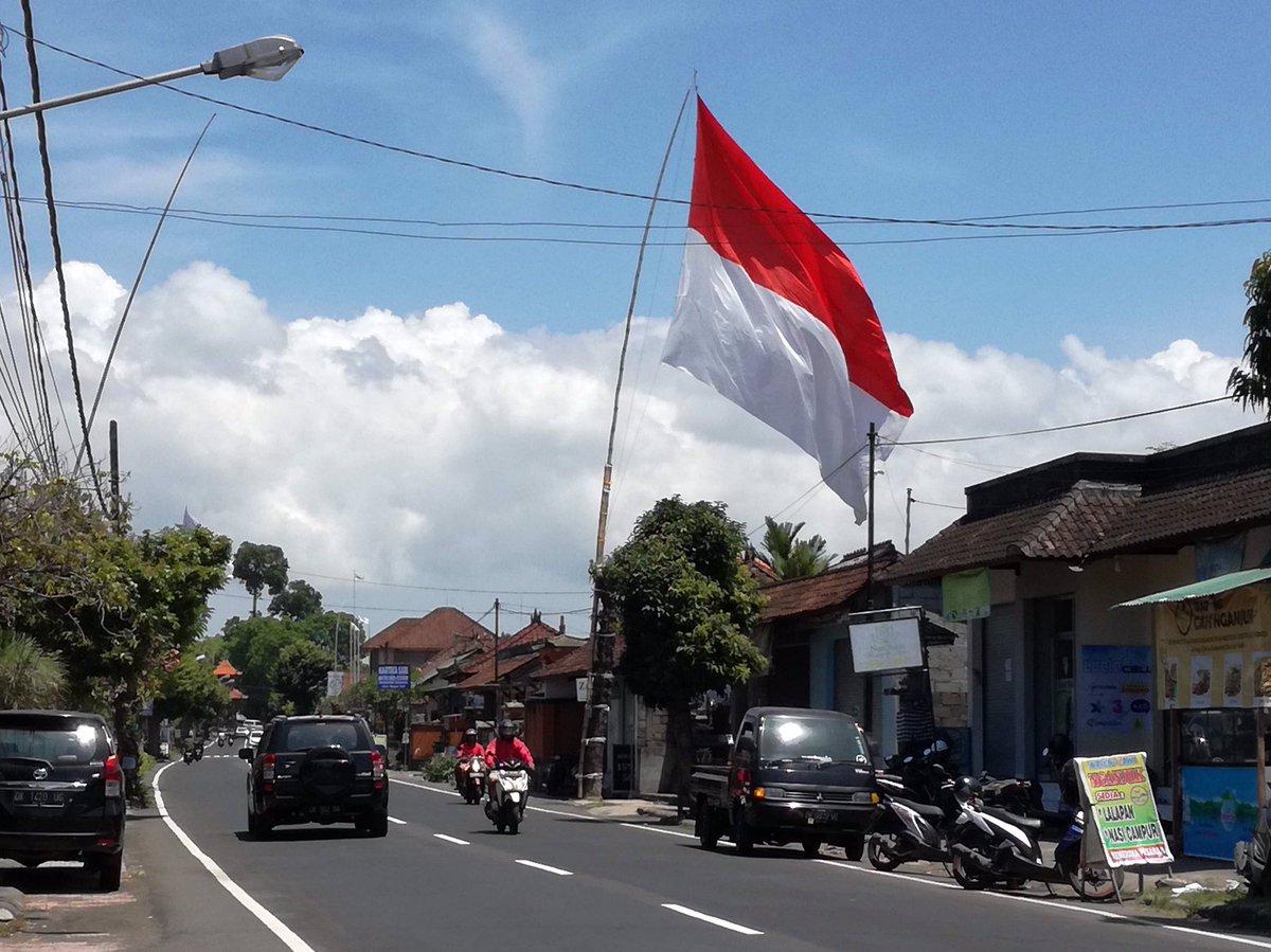 依光良和 インドネシア