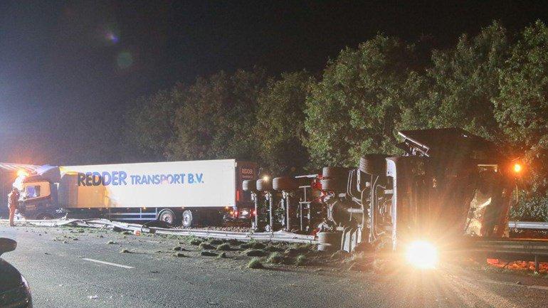 test Twitter Media - A28 bij Assen in beide richtingen afgesloten door ongeluk met vrachtwagens https://t.co/GBgZZUaAhA https://t.co/wKWp68hNTS