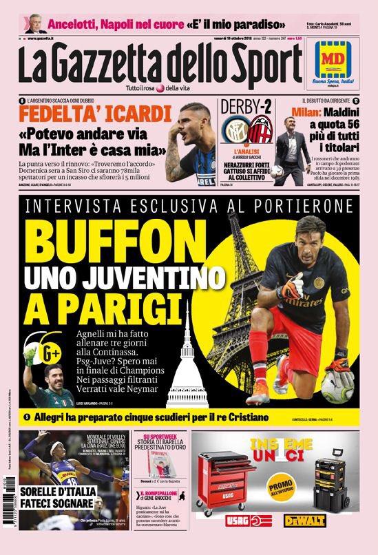 #Buffon