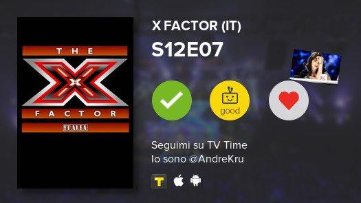 #XFactor